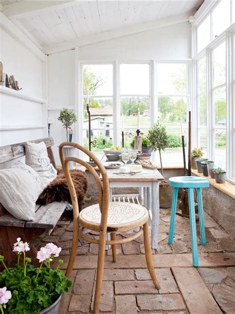 Modern Farmhouse Porch by Inspiration Entre Int 233 Rieur Et Ext 233 Rieur La V 233 Randa