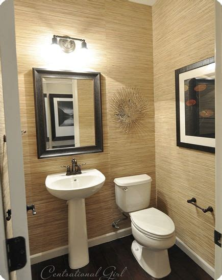 powder room meaning would i be brave enough to put wall paper i mean wall