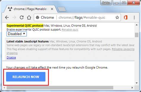 chrome quic easily solve err ssl protocol error error in google chrome
