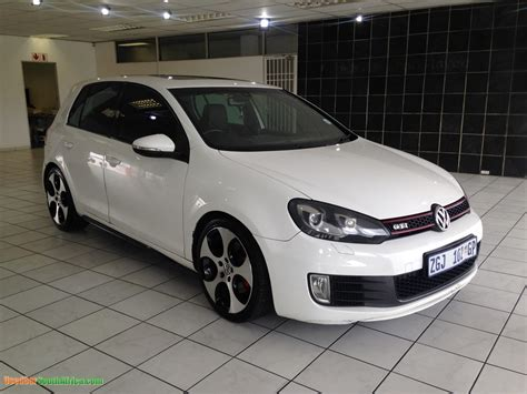 2010 volkswagen gti volkswagen vw 2010 golf 6 gti 2 0 tsi used car for sale in krugersdorp