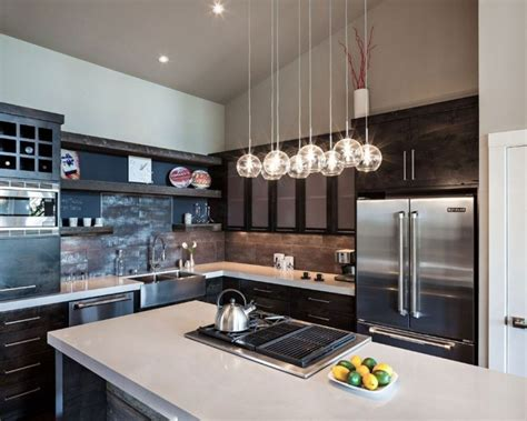 Modern Kitchen Island Lighting Ideas How To Get Your Kitchen Ceiling Lights Right Ideas 4 Homes