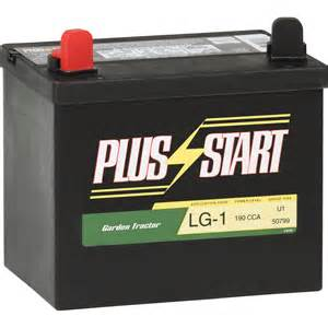 autozone lawn and garden battery search