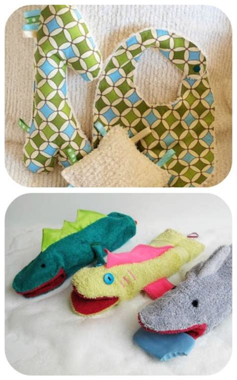 Easy Handmade Baby Gifts - 85 baby gifts to make tip junkie