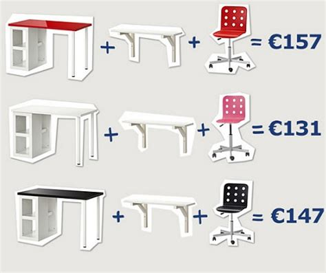 ikea escritorios baratos pin silla para oficina bodega de muebles ejecutiva on