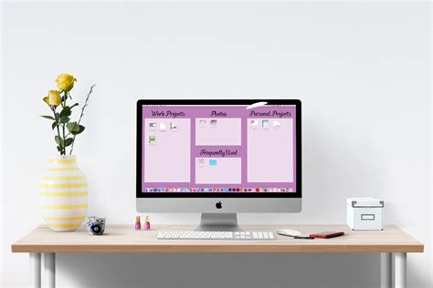 best way to organize desk organize your computer desktop i planners