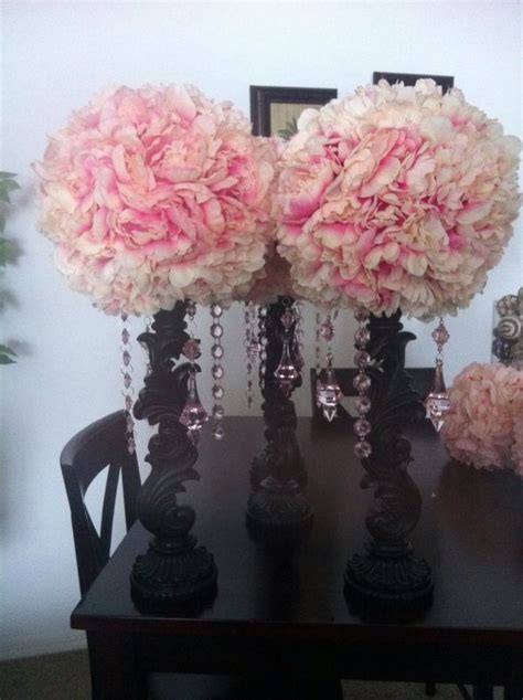 Handmade Wedding Bouquet Ideas - my diy rustic and vintage inspired centerpieces wedding