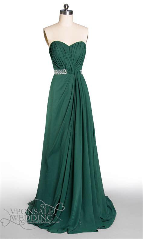 strapless long sequins prom dress green dvp0001