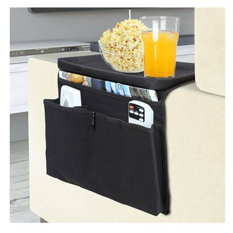 sofa caddy organizer 6 pocket sofa arm rest organizer caddy couch buddy remote