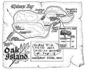 Oak island nova scotia island of mystery