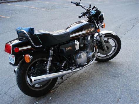 1979 Suzuki Gs1000 1979 Suzuki Gs1000e Classic Motorcycle Pictures