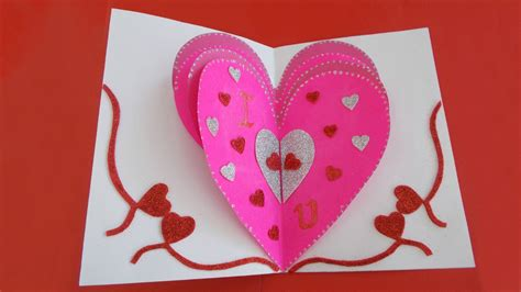 Handmade Valentines Cards For - handmade cards for maxresdefault