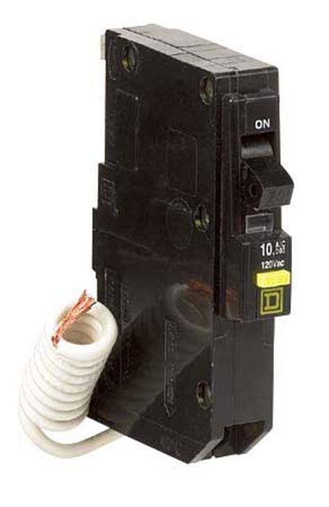 Bathroom Breaker Keeps Tripping by 20a 1p Qo Gfi Circuit Breaker Rona