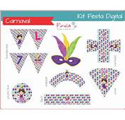 Kit Festa Digital Carnaval  Firula Festas Elo7