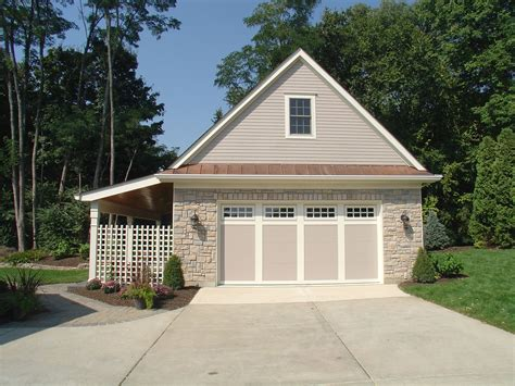 detached workshop another version of a detached garage with porch to the