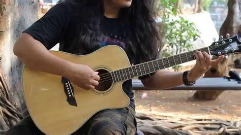 belajar kunci gitar akustik youtube belajar kunci palang pada gitar akustik sangat mudah