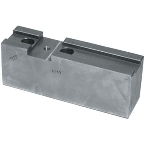 ajax  soft sp lathe chuck jaws square serrated master