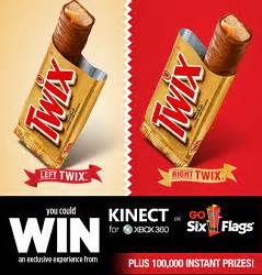 Twix Sweepstakes - sweepstakes twix instant win game