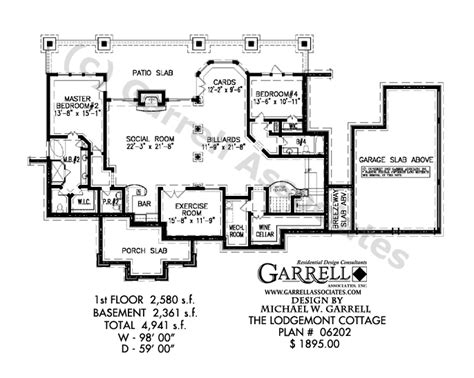 Daylight Basement House Plans by Walkout Basement House Plans Rooms House Plans With