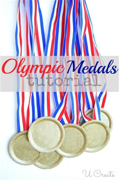 Knit Home Decor by Diy Olympic Gold Medals