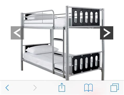 Used Bunk Bed Frames Brand New Packaged Bunk Bed Frame Dudley Wolverhton