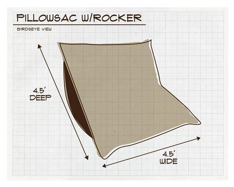 lovesac rocker frame pillowsac with rocker frame dimensions lovesac c h a t