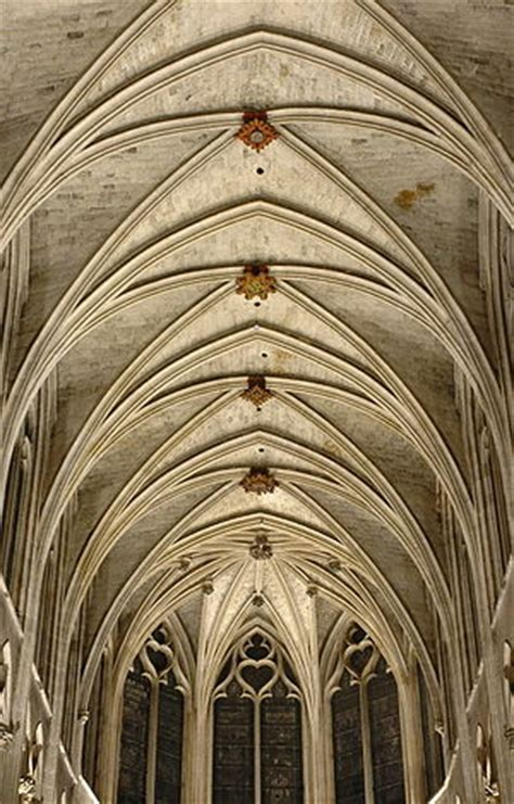 Rib Vaulted Ceiling by Vault Architecture