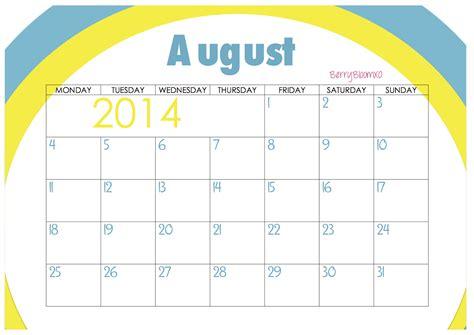 printable cute 2016 calendar circle calendar template 2016