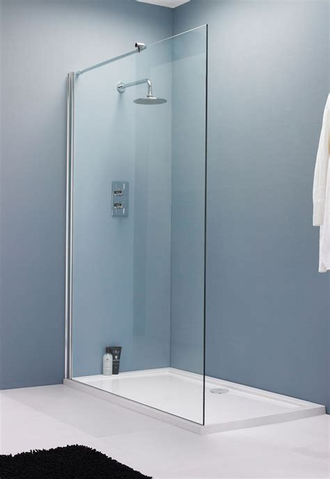 4 reasons to install glass shower screens for your 6mm glass over bath shower screen door panel new design ebay
