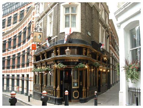 Tiny House Victorian London Pubs