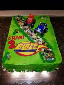 17 best images about blaze and the monster machines on pinterest monster truck birthday cake