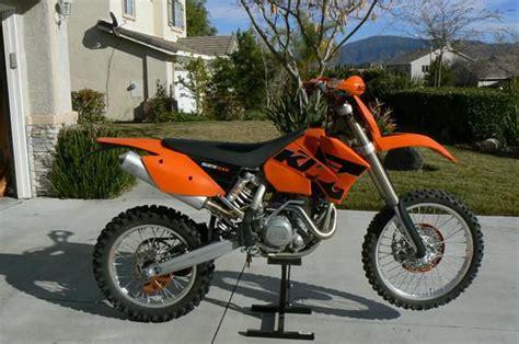 Ktm 525 Adventure Bike 2005 Ktm Exc 525 525 Dirt Bike For Sale On 2040 Motos