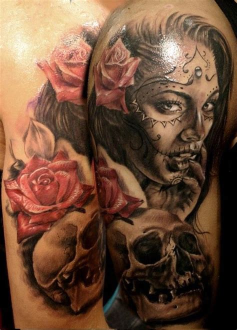 tattoo nightmares day of the dead 129 best images about catrina on pinterest sugar skull