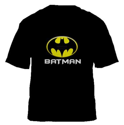 Tshirt Kaos Batman 7 batman collections t shirts design