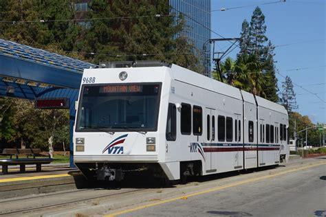 california light san jose california light rail transit system