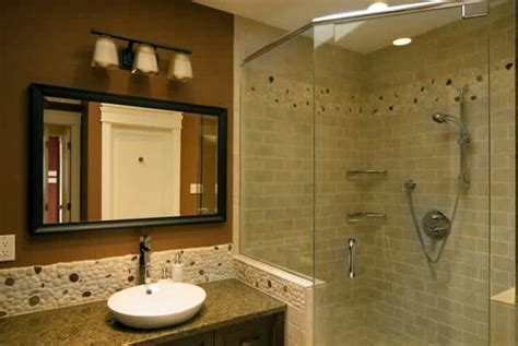 stone floor tiles for small bathroom remodel ideas with 27 nice ideas and pictures of natural stone bathroom wall