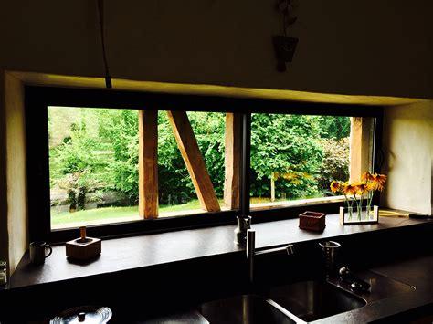 Renovation D Une Grange by R 233 Novation D Une Grange En Alu Alu Glass