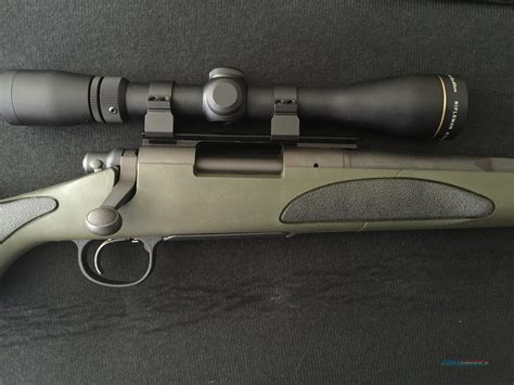 Remington 700 Vtr 308 remington 700 vtr 308 with leupold 4 12x44mm scope