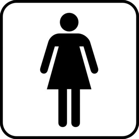 Toilet Wanita ClipArt Best