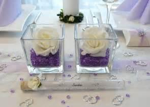 deko tische die besten 17 ideen zu lila tischdekoration auf