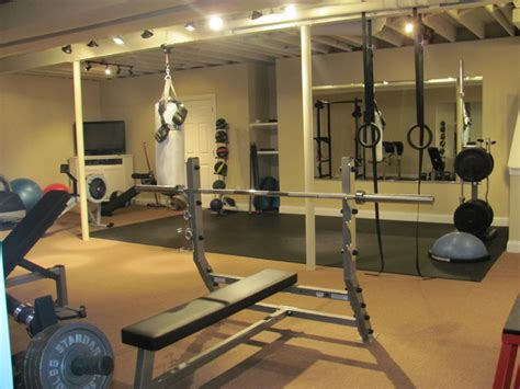 Home Interior Decoration Accessories by Basement Gym Contemporary Home Gym Philadelphia By