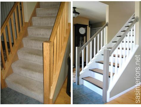 Staircase Makeover Ideas Staircase Makeover