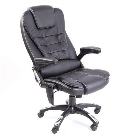 leather reclining w 6 point massage heat high