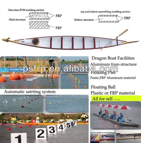 dragon boat equipment frp dragon boat with idbf tested buy paddle dragon boat