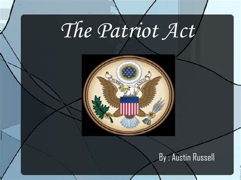 section 215 of the usa patriot act the patriot act