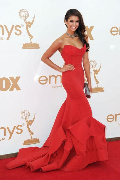Emmy Trends Strapless by Carpet Musings Of A Fashionista