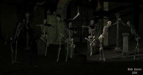 camille saint saëns danse macabre midi la danse macabre 3d and 2d art sharecg