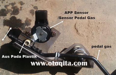 Sensor Gas Pedal Gas Sensor App Mobil Nissan Xtrail T30 penyebab dan cara perbaiki mobil nissan x trail pedal gas tidak berfungsi otomotif qita