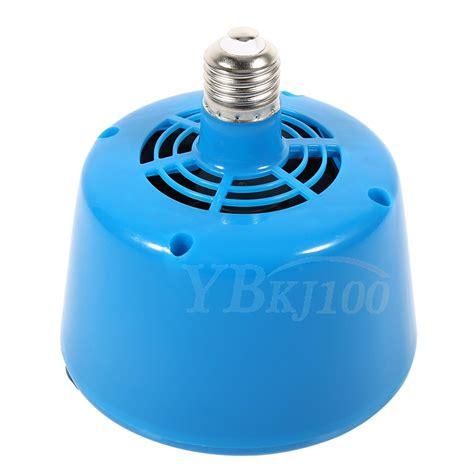 220v Blue Poultry Heat L Bulb Warming Light For Brooder