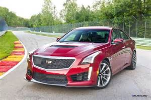 Cadillac Vs 2016 Cadillac Cts V Colors
