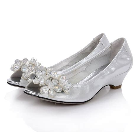 low heel wedding shoes low heel wedding shoes low heel rhinstone platform open